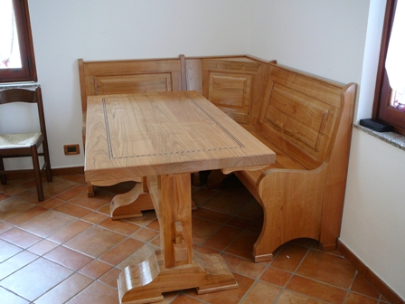 Falegname per gioco foto lavori - Cucina falegname ...